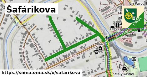 ilustrácia k Šafárikova, Snina - 0,83km