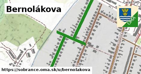 ilustrácia k Bernolákova, Sobrance - 632m