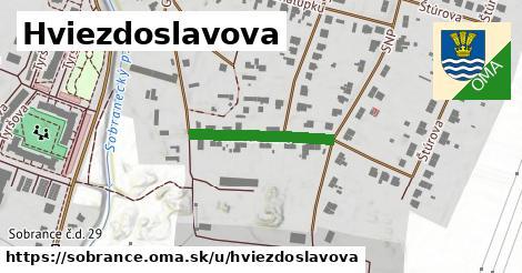 ilustrácia k Hviezdoslavova, Sobrance - 206m