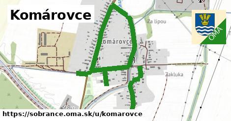 ilustrácia k Komárovce, Sobrance - 1,74km