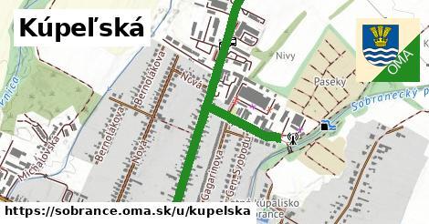 ilustrácia k Kúpeľská, Sobrance - 1,48km