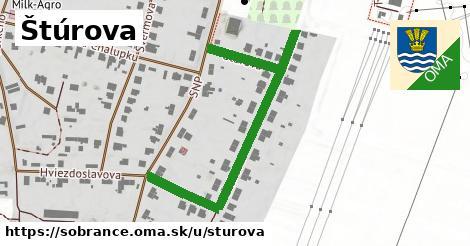 ilustrácia k Štúrova, Sobrance - 554m