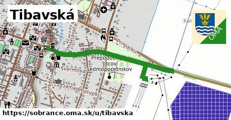 ilustrácia k Tibavská, Sobrance - 0,82km