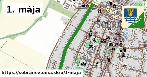 ilustrácia k 1. mája, Sobrance - 0,81km