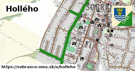 ilustrácia k Hollého, Sobrance - 1,38km