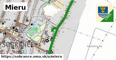 ilustrácia k Mieru, Sobrance - 0,98km