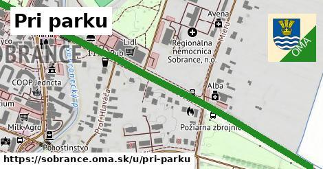 ilustrácia k Pri parku, Sobrance - 0,87km