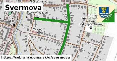 ilustrácia k Švermova, Sobrance - 663m