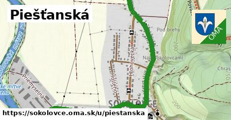 ilustrácia k Piešťanská, Sokolovce - 1,49km