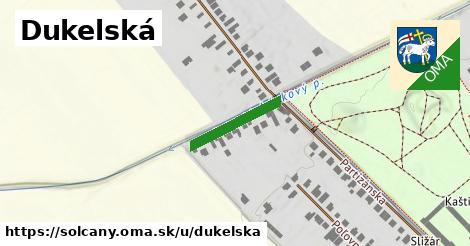 ilustrácia k Dukelská, Solčany - 159m