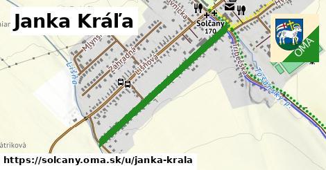 ilustrácia k Janka Kráľa, Solčany - 0,79km