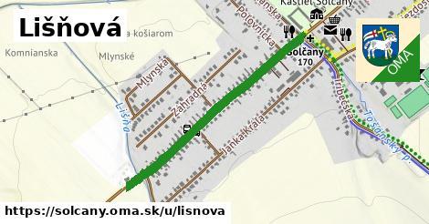 ilustrácia k Lišňová, Solčany - 0,81km