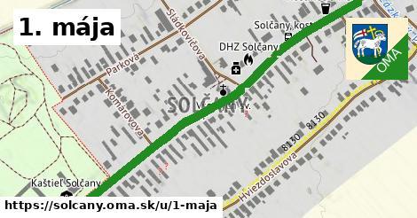 ilustrácia k 1. mája, Solčany - 0,77km