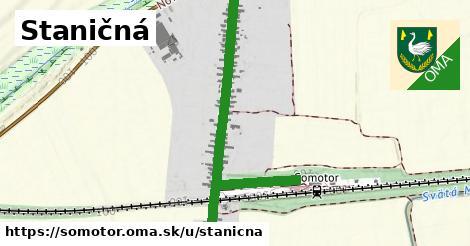 ilustrácia k Staničná, Somotor - 1,17km
