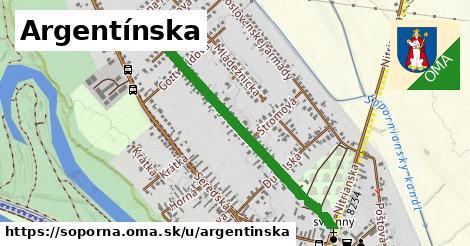 ilustrácia k Argentínska, Šoporňa - 0,92km
