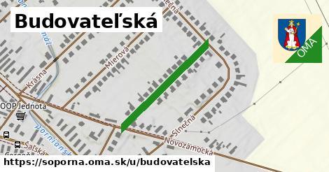 ilustrácia k Budovateľská, Šoporňa - 277m