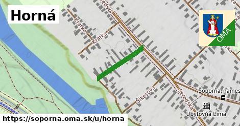 ilustrácia k Horná, Šoporňa - 171m