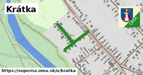 ilustrácia k Krátka, Šoporňa - 298m