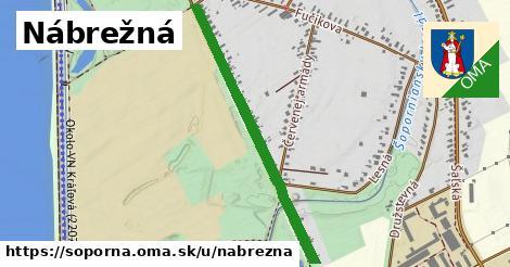 ilustrácia k Nábrežná, Šoporňa - 0,83km