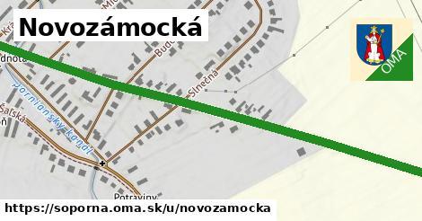ilustrácia k Novozámocká, Šoporňa - 0,83km