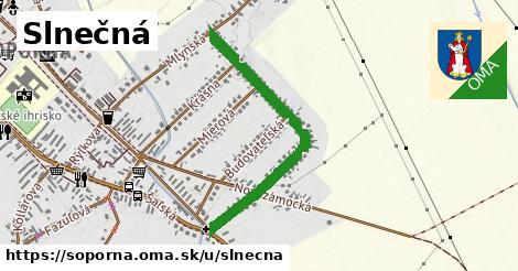 ilustrácia k Slnečná, Šoporňa - 0,80km