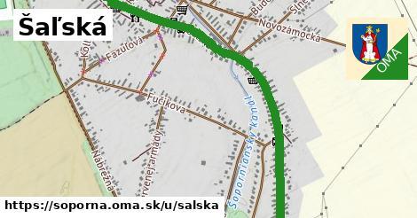 ilustrácia k Šaľská, Šoporňa - 2,2km