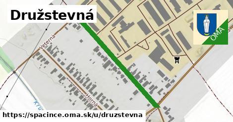 ilustrácia k Družstevná, Špačince - 388m
