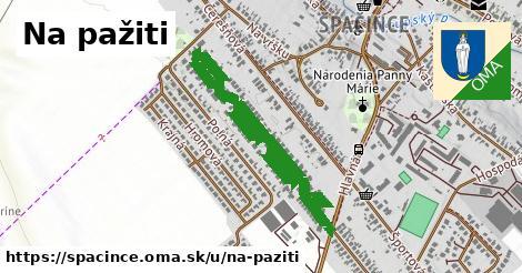 ilustrácia k Na pažiti, Špačince - 1,14km