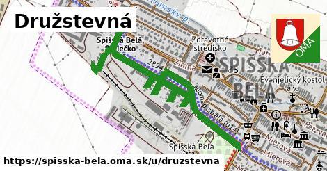 ilustrácia k Družstevná, Spišská Belá - 2,2km