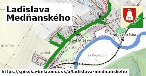 ilustrácia k Ladislava Medňanského, Spišská Belá - 1,88km