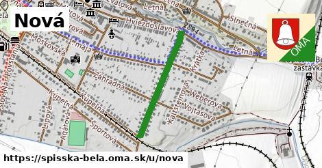 ilustrácia k Nová, Spišská Belá - 523m