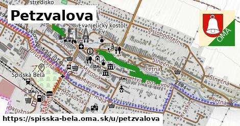 ilustrácia k Petzvalova, Spišská Belá - 1,09km