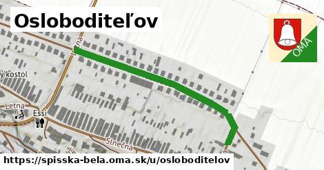 ilustrácia k Osloboditeľov, Spišská Belá - 1,02km