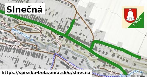 ilustrácia k Slnečná, Spišská Belá - 0,78km