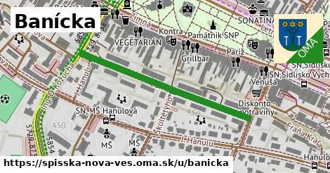 ilustrácia k Banícka, Spišská Nová Ves - 412m