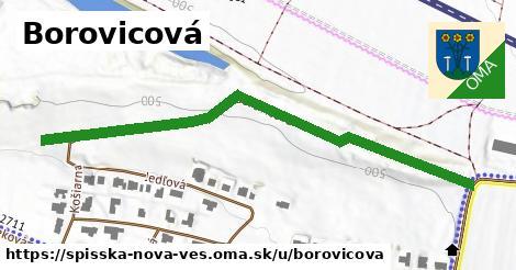 ilustrácia k Borovicová, Spišská Nová Ves - 661m