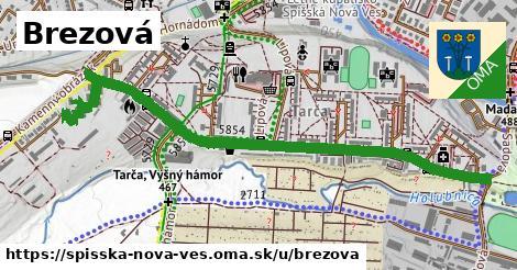 ilustrácia k Brezová, Spišská Nová Ves - 1,24km