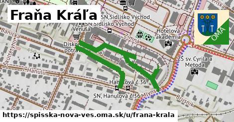ilustrácia k Fraňa Kráľa, Spišská Nová Ves - 637m