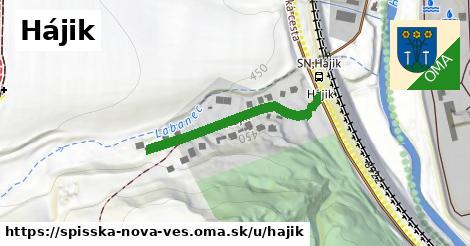 ilustrácia k Hájik, Spišská Nová Ves - 229m