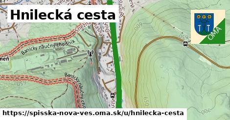ilustrácia k Hnilecká cesta, Spišská Nová Ves - 1,03km