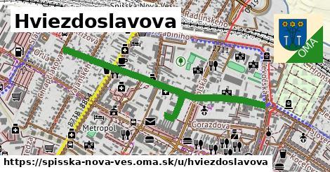 ilustrácia k Hviezdoslavova, Spišská Nová Ves - 0,95km