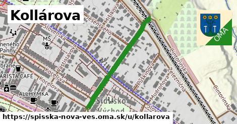 ilustrácia k Kollárova, Spišská Nová Ves - 434m