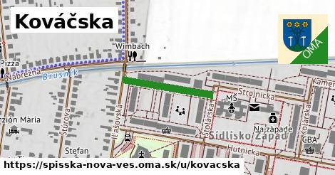 ilustrácia k Kováčska, Spišská Nová Ves - 199m
