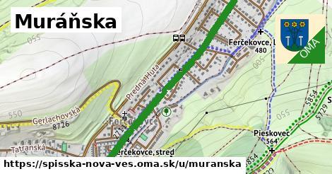 ilustrácia k Muráňska, Spišská Nová Ves - 1,21km