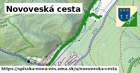 ilustrácia k Novoveská cesta, Spišská Nová Ves - 2,1km