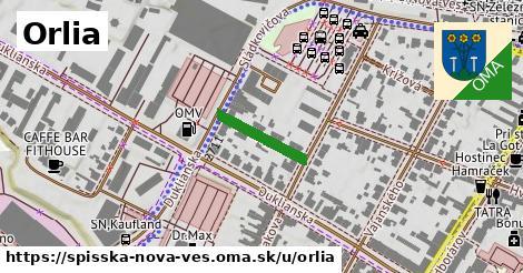 ilustrácia k Orlia, Spišská Nová Ves - 141m