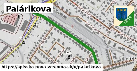 ilustrácia k Palárikova, Spišská Nová Ves - 486m