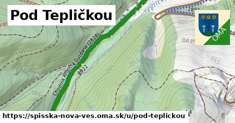 ilustrácia k Pod Tepličkou, Spišská Nová Ves - 2,6km