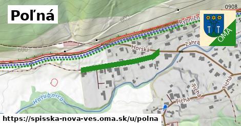 ilustračný obrázok k Poľná, Spišská Nová Ves