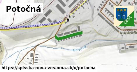 ilustrácia k Potočná, Spišská Nová Ves - 156m